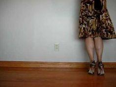 ▶ Followers: Forward Ocho Adornos 5 ~ Argentine Tango - YouTube