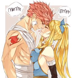 Fairy Tail: Welcome back Natsu by Kaleta on DeviantArt