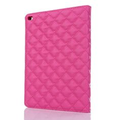 Heavy Duty Rugged Bling Diamond Protective Stand Leather Flip Case Cover for Apple iPad Air