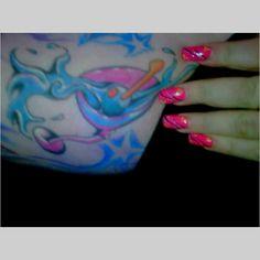 Margarita glass tattoo
