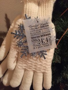 Christmas gift 2015 for Bible Study sisters. - Christmas gift 2015 for Bible Study sisters. Primary Christmas Gifts, Inexpensive Christmas Gifts, Christmas Gifts For Sister, Christmas Crafts For Gifts, Inexpensive Gift, Christmas Ideas, Relief Society Gifts, Relief Society Christmas, Christmas Neighbor
