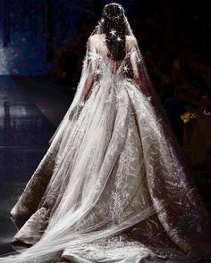 Rhea's wedding dress