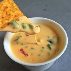 feurige chili Cheese Sauce - Homemade Rezept - BURGER DELUXE - BIGMEATLOVE