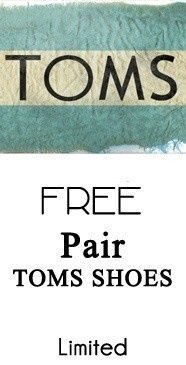 I'd love a free pair!! gee thanks TOMS