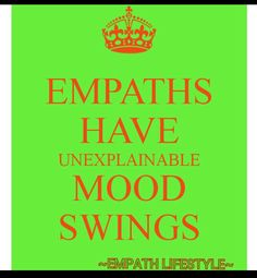 Empaths. Highly sensitive. Introvert ❤️☀️