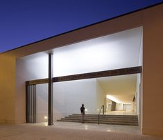 AGi architects la ascension del senor church in seville, spain