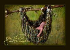 Fringe Baby Hammock by CricketsCreations, $95.00
