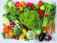 7 овощных салатиков, помогающих сбросить вес