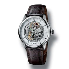 (2782) Fancy - Oris Artelier Skeleton Watch