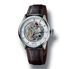 Oris Artelier Skeleton Watch