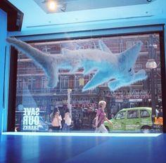 Selfridges 'project ocean' campaign!