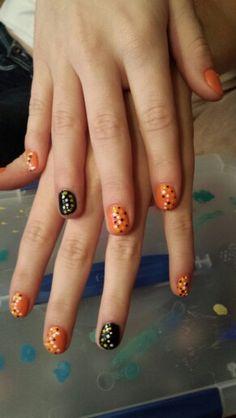 I did Marisa's nails