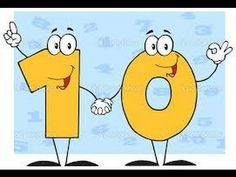 02 Matematiquinha, Contar de 1 a 10