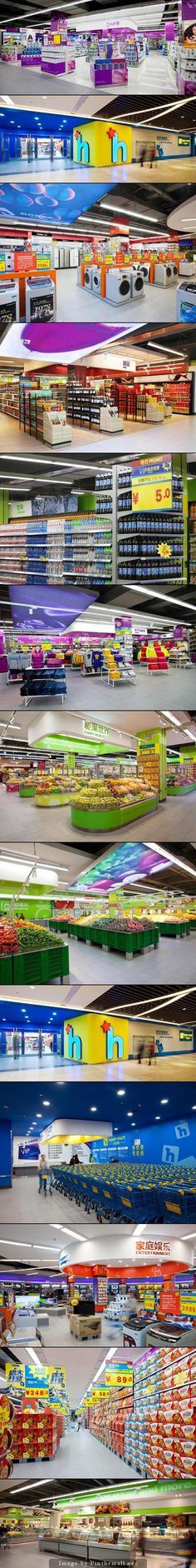 Hyper-mart is the hypermarket format of Bubugao, headquartered in Hunan province in central china. - created on 2014-09-14 11:36:27