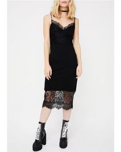 Fancy Me Lace Dress