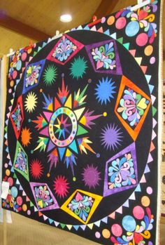 """Sedona Star"" - a Sarah Vedeler design"