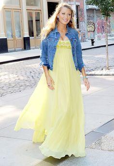 Style : les looks de grossesse de Blake Lively   Glamour