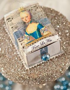 Marie Antoinette trinket box