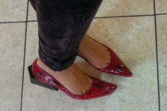 Sapatos de rubi!! By Louloux