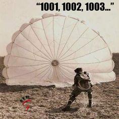 #ParacaidismoMilitar