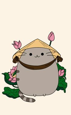 Japanese Pusheen