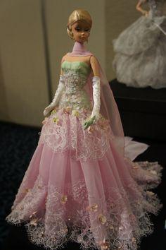 A Dutch Barbie collector in Holland