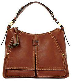Dooney & Bourke Florentine Kingston Hobo Bag I love this handbag! I carry it all the time :)