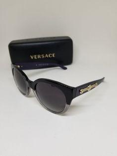 415b7fa7d VERSACE 4294 SUNGLASSES BEAUTIFUL DESIGN AUTHENTIC (B450) #fashion  #clothing #shoes #accessories #mensaccessories  #sunglassessunglassesaccessories (ebay ...