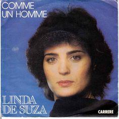 Linda de Suza, elle a multiplié les tubes dans les années 80 ...