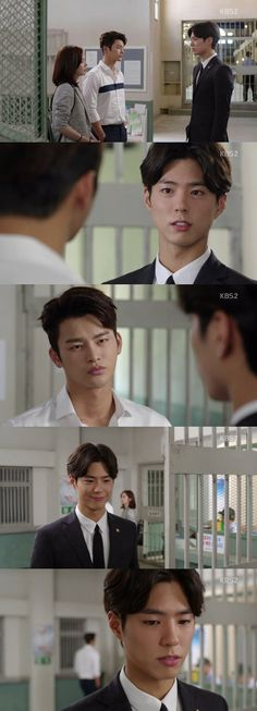 [Spoiler] 'Remember You' Park Bo-geom shows eerie smile behind Seo In-guk @ HanCinema :: The Korean Movie and Drama Database