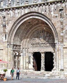 Tímpano de San Pedro de Moissac