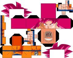 Goku SS God Redo by hollowkingking on deviantART