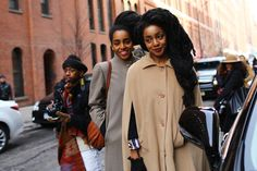Street Style: New York Fashion Week Fall 2014 Part Two - Photographed by Phil Oh