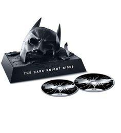 Batman: The Dark Knight Rises - Limited Mask Edition (Blu-ray-film) - Lägsta pris 349:-