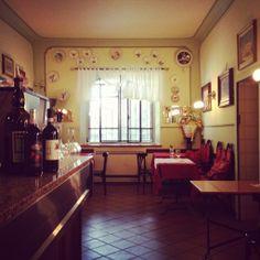 Gli gnocchi di Teresina al Caffè La Crepa a Isola Dovarese.