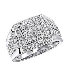 Shopping Cart | LightInTheBox Mens Diamond Earrings, 1 Carat Diamond Ring, Diamond Rings, Diamond Jewellery, Gold Pinky Ring, Mens Pinky Ring, Pink Ring, Mens Gold Rings, Rings For Men