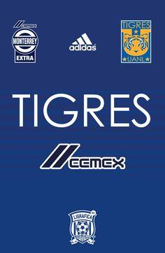 UNAL Tigres of Mexico wallpaper.