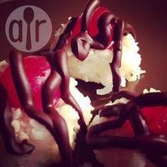 Chilled Chocolate Coconut Biscuits @ allrecipes.com.au