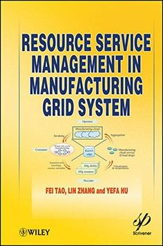 Download free Resource Service Management in Manufacturing Grid System pdf