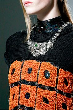 """""""This collection is more about a look than trends"""" Rodarte Spring 2013 RTW"""