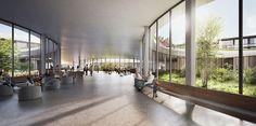 herzog & de meuron chosen to build low-rise hospital in denmark