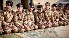 Ashbal 2.   Recruiter of ISIS children killed.
