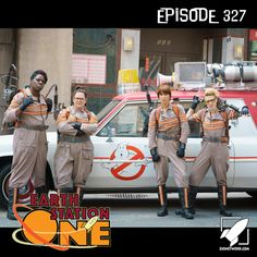 The Earth Station One Podcast Episode 327 - Ghostbusters