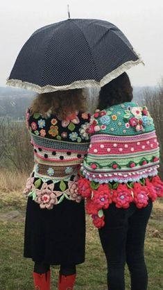 Crochet Bags, Crochet Shawl, Form Crochet, Afghans, Crocheting, Diy And Crafts, Captain Hat, Scarves, Bohemian