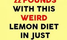 How I Lost 22 Pounds with This Weird Lemon Diet in Just 2 Weeks Oil Face Wash, Clean Arteries, Walking Plan, Lemon Diet, Deep Conditioning Treatment, Coconut Oil For Face, Lose 10 Lbs, Baking Soda Shampoo, Ketogenic Diet Meal Plan