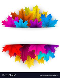 Autumn background with beautiful maple leaves vector image on VectorStock Poster Background Design, Powerpoint Background Design, New Background Images, Background Templates, Background Patterns, Blog Backgrounds, Abstract Backgrounds, Wallpaper Backgrounds, Graphic Wallpaper