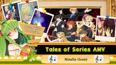 Tales of Series Ninelie (English - Icon) AMV