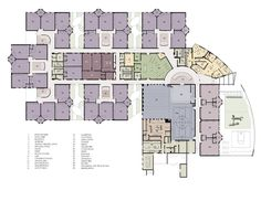 Top Elementary School Floor Plans With Floor Plan Elementary School Office, School Counseling Office, Elementary Schools, High School, School Floor Plan, School Plan, The Plan, How To Plan, Education Architecture