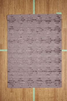 "5' 3"" x 7' 7"" Dark Gray Soft Contemporary Handloom Area Rug Modern"