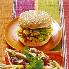 Avocado-Burger